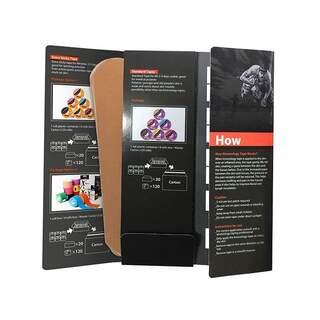 Kinesiologi tape Tmax Guardian Strips - Beige
