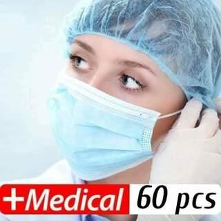20 stk Sterile Kirurgisk Mundbind