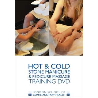 Hot & Cold Stone Manicure & Pedicure trænings DVD
